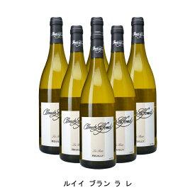 [ 6本 まとめ買い ] ルイイ ブラン ラ レ ( クロード ラフォン ) 2018年 フランス 白ワイン 辛口 750ml×6本