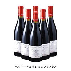 [ 6本 まとめ買い ] ラストー キュヴェ コンフィアンス ( ドメーヌ ラ スマド ) 2017年 フランス 赤ワイン フルボディ 750ml×6本