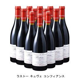 [ 12本 まとめ買い ] ラストー キュヴェ コンフィアンス ( ドメーヌ ラ スマド ) 2017年 フランス 赤ワイン フルボディ 750ml×12本