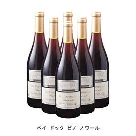 [ 6本 まとめ買い ] ペイ ドック ピノ ノワール ( フォンカリュ ) 2018年 フランス 赤ワイン ミディアムボディ 750ml×6本