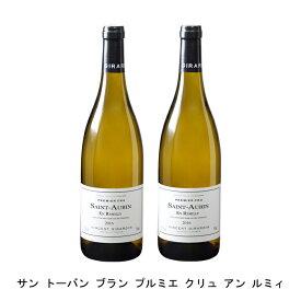 [2本まとめ買い] サン トーバン ブラン プルミ クリュ アン ルミィ 2016年 ヴァンサン ジラルダン フランス 白ワイン 辛口 フランスワイン ブルゴーニュ フランス白ワイン シャルドネ 750ml