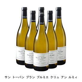 [6本まとめ買い] サン トーバン ブラン プルミ クリュ アン ルミィ 2016年 ヴァンサン ジラルダン フランス 白ワイン 辛口 フランスワイン ブルゴーニュ フランス白ワイン シャルドネ 750ml