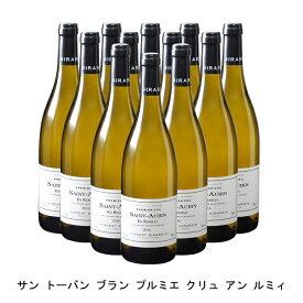[12本まとめ買い] サン トーバン ブラン プルミ クリュ アン ルミィ 2016年 ヴァンサン ジラルダン フランス 白ワイン 辛口 フランスワイン ブルゴーニュ フランス白ワイン シャルドネ 750ml