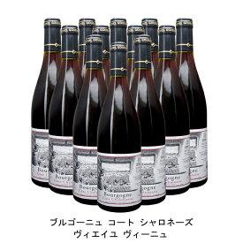[ 12本 まとめ買い ] ブルゴーニュ コート シャロネーズ ヴィエイユ ヴィーニュ ( ミシェル グバール エ フィス ) 2016年 フランス 赤ワイン ミディアムボディ 750ml×12本