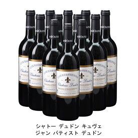 [ 12本 まとめ買い ] シャトー デュドン キュヴェ ジャン バティスト デュドン ( ジャン メルロ ) 2006年 フランス 赤ワイン フルボディ 750ml×12本