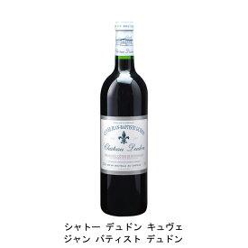 シャトー デュドン キュヴェ ジャン バティスト デュドン ( ジャン メルロ ) 2003年 フランス 赤ワイン フルボディ 750ml