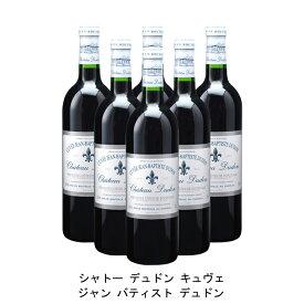 [ 6本 まとめ買い ] シャトー デュドン キュヴェ ジャン バティスト デュドン ( ジャン メルロ ) 2003年 フランス 赤ワイン フルボディ 750ml×6本
