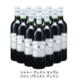 [ 12本 まとめ買い ] シャトー デュドン キュヴェ ジャン バティスト デュドン ( ジャン メルロ ) 2003年 フランス 赤ワイン フルボディ 750ml×12本