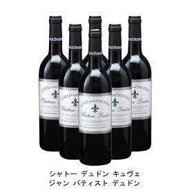 [ 6本 まとめ買い ] シャトー デュドン キュヴェ ジャン バティスト デュドン ( ジャン メルロ ) 2004年 フランス 赤ワイン フルボディ 750ml×6本