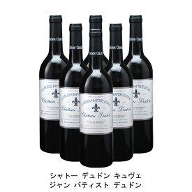 [ 6本 まとめ買い ] シャトー デュドン キュヴェ ジャン バティスト デュドン ( ジャン メルロ ) 2008年 フランス 赤ワイン フルボディ 750ml×6本