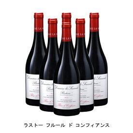 [ 6本 まとめ買い ] ラストー フルール ド コンフィアンス ( ドメーヌ ラ スマド ) 2015年 フランス 赤ワイン フルボディ 750ml×6本