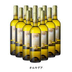 [12本まとめ買い] オルキデア 2019年 ボデガ イヌリエータ スペイン 白ワイン 辛口 スペインワイン ナバラ スペイン白ワイン ソーヴィニヨン ブラン 750ml