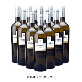 [12本まとめ買い] オルキデア キュヴェ 2017年 ボデガ イヌリエータ スペイン 白ワイン 辛口 スペインワイン ナバラ スペイン白ワイン ソーヴィニヨン ブラン 750ml