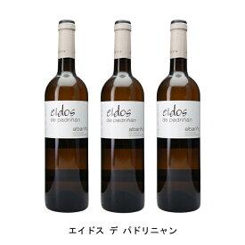 [ 3本 まとめ買い ] エイドス デ パドリニャン ( アデガ エイドス ) 2018年 スペイン 白ワイン 辛口 750ml×3本
