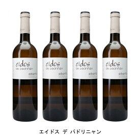 [ 4本 まとめ買い ] エイドス デ パドリニャン ( アデガ エイドス ) 2018年 スペイン 白ワイン 辛口 750ml×4本