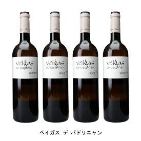 [ 4本 まとめ買い ] ベイガス デ パドリニャン ( アデガ エイドス ) 2017年 スペイン 白ワイン 辛口 750ml×4本