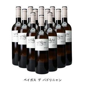 [ 12本 まとめ買い ] ベイガス デ パドリニャン ( アデガ エイドス ) 2017年 スペイン 白ワイン 辛口 750ml×12本