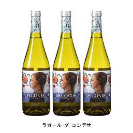 [ 3本 まとめ買い ] ラガール ダ コンデサ ( ラガール ダ コンデサ ) 2018年 スペイン 白ワイン 辛口 750ml×3本