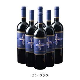 [ 6本 まとめ買い ] カン ブラウ ( カン ブラウ ) 2017年 スペイン 赤ワイン フルボディ 750ml×6本