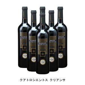 [6本まとめ買い] クアトロシエントス クリアンサ 2017年 ボデガ イヌリエータ スペイン 赤ワイン フルボディ スペインワイン ナバラ スペイン赤ワイン カベルネ ソーヴィニヨン 750ml