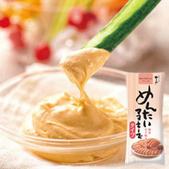 做的明太子山谷梅 (修整禮物禮物送禮的調味蛋黃醬) naru-net