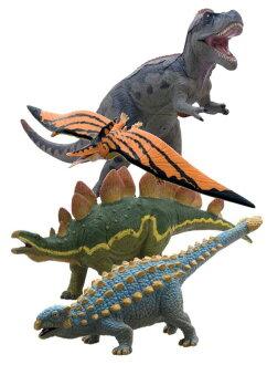 恐龙骨架模型系列速龙 04EXB-0002