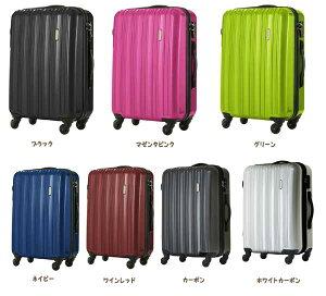 軽量ポリカーボネート+ABS 鏡面加工ハードケース 5096-58(旅行用バッグ、スーツケース、キャリーケース)