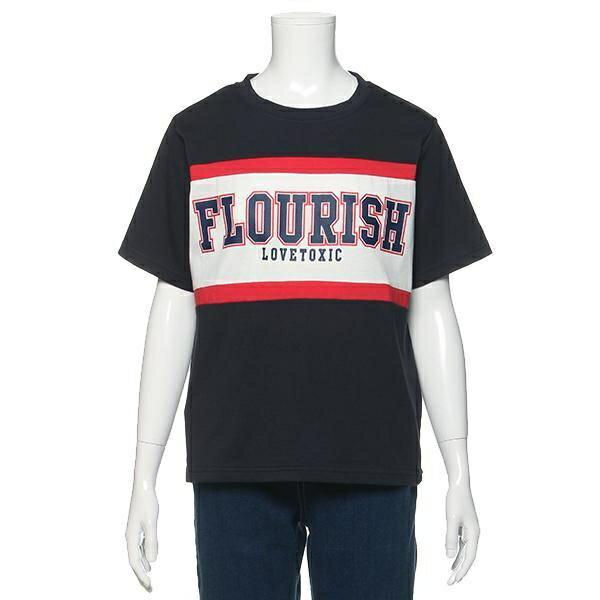 ラブトキシック(Lovetoxic)ブロッキングTシャツ