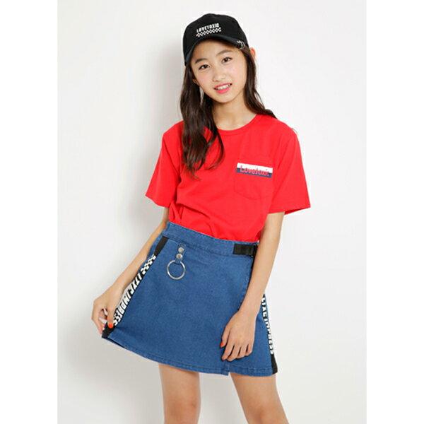 ラブトキシック(Lovetoxic)胸ポケロゴTシャツ