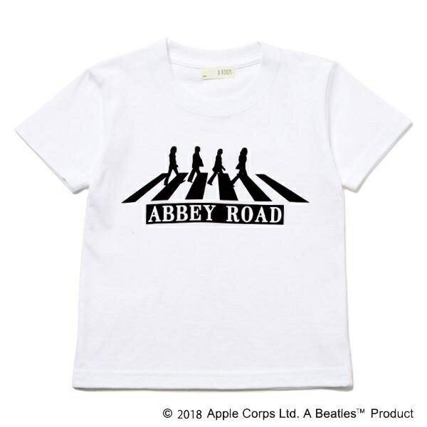 ビールーム(b-ROOM)THE BEATLES ABBEY ROADコラボTシャツ