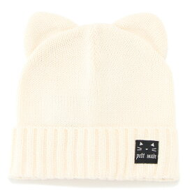 プティマイン(petit main)ネコ耳ニット帽