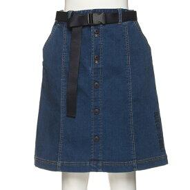 ブルークロスガールズ(BLUE CROSS girls)ベルトつきミディ丈スカート