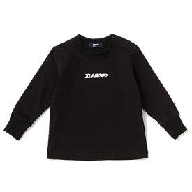 エクストララージ キッズ(XLARGE KIDS)ロゴ刺しゅうTシャツ