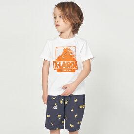 エクストララージ キッズ(XLARGE KIDS)OGゴリラプリントTシャツ