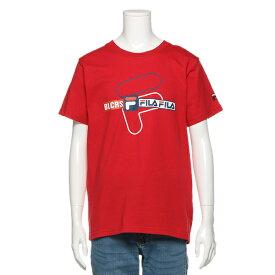 ブルークロス(BLUE CROSS)FILAコラボロゴTシャツ