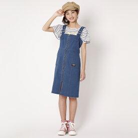 ラブトキシック(Lovetoxic)フロントジップジャンパースカート