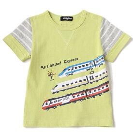 クレードスコープ(kladskap)特急電車Tシャツ