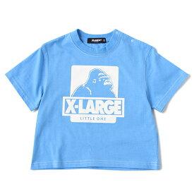 エクストララージ キッズ(XLARGE KIDS)バックスタイルOGゴリラTシャツ