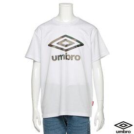 ブルークロス(BLUE CROSS)umbroコラボ カモフラロゴTシャツ