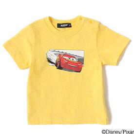エクストララージ キッズ(XLARGE KIDS)DISNEY カーズレーシングデザインTシャツ