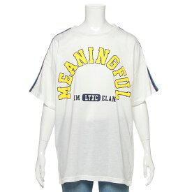 ラブトキシック(Lovetoxic)ビックカレッジロゴTシャツ