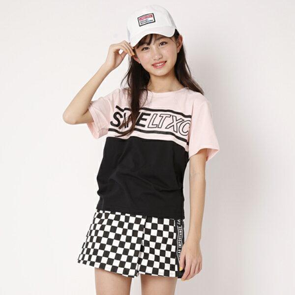ラブトキシック(Lovetoxic)ブロッキング990Tシャツ