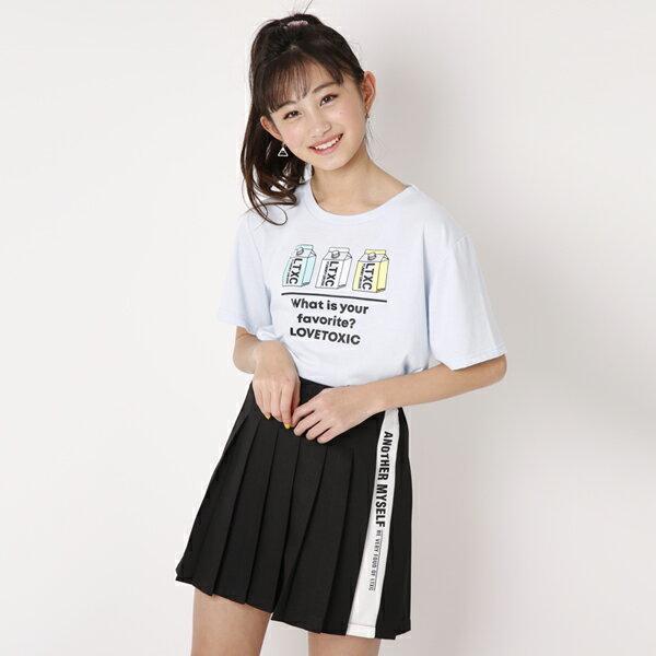 ラブトキシック(Lovetoxic)ミルクパッケージ990Tシャツ