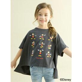 ビールーム(b-ROOM)DISNEY ミッキーマウスデザイン超ビッグTシャツ