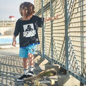 エクストララージ キッズ(XLARGE KIDS)リバーシブルTシャツ