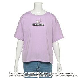ラブトキシック(Lovetoxic)ポケモン ロゴ&サイドラインTシャツ