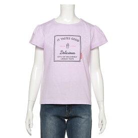 リンジィ(Lindsay)ボックスロゴTシャツ