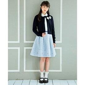 ポンポネットジュニア(pom ponette junior)ドレススカート