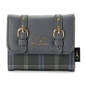 ポンポネットジュニア(pom ponette junior)ベルトミニ財布