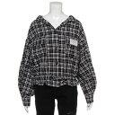 ラブトキシック(Lovetoxic)チェックシャツジャケット